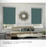 louvolite Roller Roman fabric collection